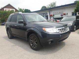 Used 2013 Subaru Forester 2.5X Premium for sale in Waterdown, ON