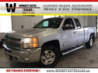 Used 2012 Chevrolet Silverado 1500 LT|4WD|KEYLESS ENTRY|102,416 KMS for sale in Cambridge, ON