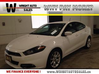 Used 2013 Dodge Dart SXT BLUETOOTH KEYLESS ENTRY 57,162 KMS for sale in Cambridge, ON