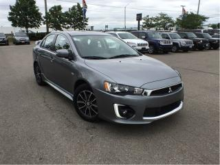 Used 2016 Mitsubishi Lancer SE LTD**POWER SUNROOF**HEATED SEATS** for sale in Mississauga, ON