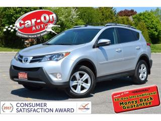 Used 2014 Toyota RAV4 XLE AWD SUNROOF REAR CAM HTD SEATS LOADED for sale in Ottawa, ON