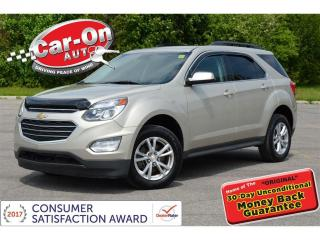 Used 2016 Chevrolet Equinox LT REAR CAM HTD SEATS ALLOYS ONLY 14,000 KM for sale in Ottawa, ON