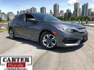 Used 2016 Honda Civic LX + Summer Sale! MUST GO! for sale in Vancouver, BC