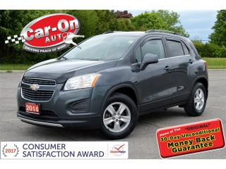 Used 2014 Chevrolet Trax 1LT AWD A/C CRUISE PWR GRP ALLOYS BLUETOOTH for sale in Ottawa, ON