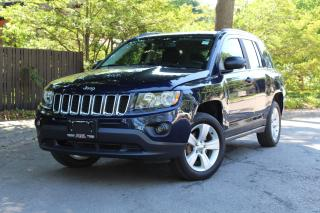 Used 2015 Jeep Compass RARE*4X4*5spd*Rallye Style*CERAMIC TINTS*ULTRA CLE for sale in Mississauga, ON