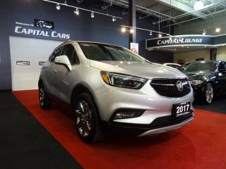 Used 2017 Buick Encore ESSENCE / AWD / NAVIGATION / BACK UP CAMERA for sale in North York, ON