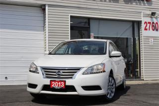 Used 2013 Nissan Sentra 1.8 S Bluetooth, No Accidents for sale in North York, ON