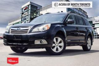 Used 2010 Subaru Outback 2.5 I Limited at Accident Free| Bluetooth| Leather for sale in Thornhill, ON