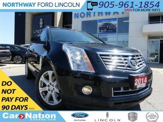 Used 2014 Cadillac SRX Premium | LOADED | NAV | PANO ROOF | LEATHER | for sale in Brantford, ON