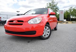 Used 2010 Hyundai Accent for sale in Coquitlam, BC