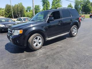 Used 2009 Ford Escape Limited 4x4 LEATHER SAFETIED Limited for sale in Madoc, ON