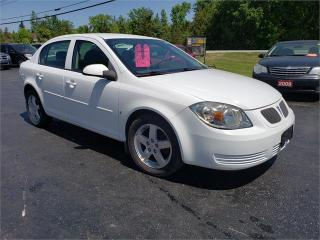 Used 2009 Pontiac G5 112K Safetied We Finance SE w/1SA for sale in Madoc, ON