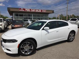 Used 2016 Dodge Charger SXT for sale in Mississauga, ON