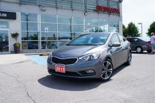 Used 2015 Kia Forte SX AT for sale in Pickering, ON