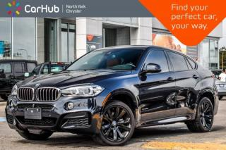 Used 2015 BMW X6 xDrive50i|M-Sport,Exec Pkg||BlindSpot|Sunroof|H/K Audio|20