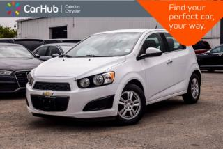 Used 2012 Chevrolet Sonic LT|Blutooth|Pwr Windows|Pwr Locks|Keyless Entry|15