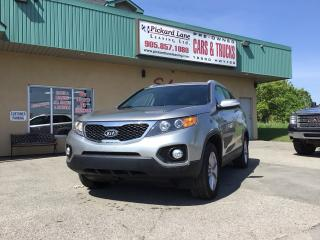 Used 2013 Kia Sorento LX for sale in Bolton, ON