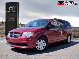Used 2014 Dodge Grand Caravan SXT for sale in Nepean, ON
