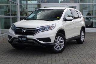 Used 2015 Honda CR-V SE AWD Low Kms! for sale in Vancouver, BC