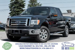 Used 2009 Ford F-150 XLT V8 4X4 1 OWNER, SPOTLESS, ACCIDENT FREE for sale in Caledon, ON