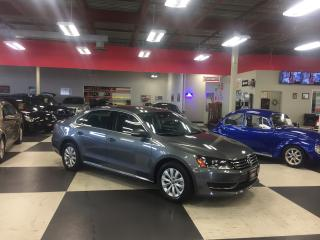 Used 2015 Volkswagen Passat 1.8 TSI TRENDLINE AUTO A/C CRUISE H/SEAT 55K for sale in North York, ON