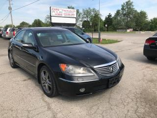 Used 2006 Acura RL for sale in Komoka, ON