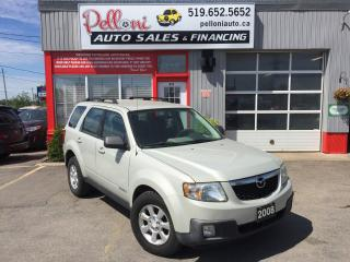 Used 2008 Mazda Tribute GX AWD for sale in London, ON