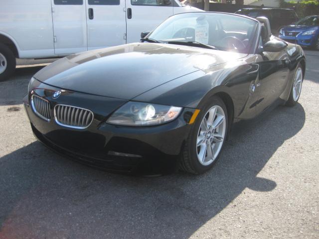 2007 BMW Z4 3.0L Man Convertible Handsfree Retractable Softtop