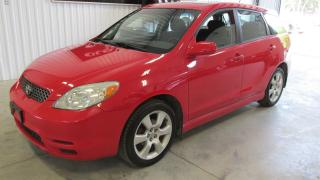 Used 2004 Toyota Matrix SOLD SOLD SOLD for sale in Chatsworth, ON