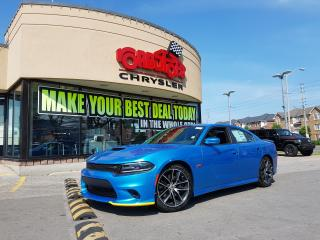 Used 2018 Dodge Charger R/T 392 B5 BLUE REMOTE START BEATS AUDIO NAVI for sale in Scarborough, ON