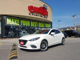 Used 2014 Mazda MAZDA3 GX-SKY KEYLESS ALLOYS LOW KMS for sale in Scarborough, ON