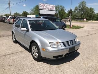 Used 2005 Volkswagen Jetta GLS for sale in Komoka, ON