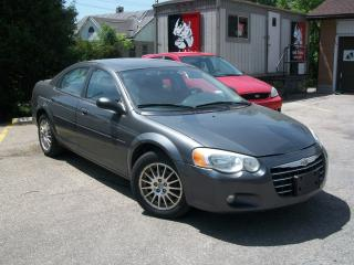 Used 2005 Chrysler Sebring Touring for sale in Cambridge, ON