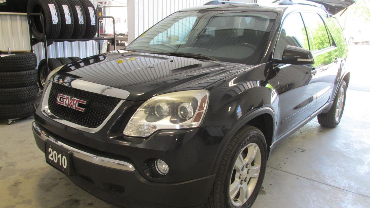2010 GMC Acadia SLE2