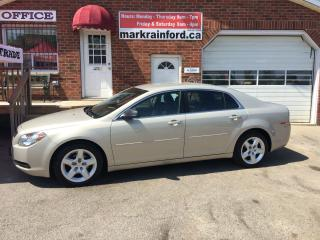 Used 2011 Chevrolet Malibu LS Clean One Owner Vehicle for sale in Bowmanville, ON