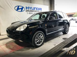 Used 2006 Porsche Cayenne S + AWD + CUIR + MAGS + TOIT + NAVI + WO for sale in Drummondville, QC