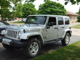 Used 2011 Jeep Wrangler Sahhara for sale in Fenelon Falls, ON