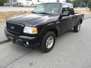 Used 2009 Ford Ranger SPORT for sale in Surrey, BC