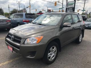 Used 2009 Toyota RAV4 AWD l Aux l AC for sale in Waterloo, ON