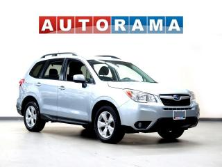 Used 2015 Subaru Forester BLUETOOTH for sale in North York, ON