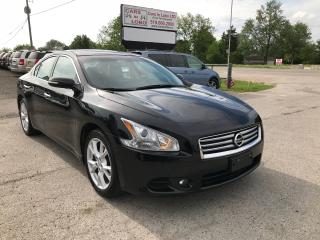 Used 2013 Nissan Maxima 3.5 SV for sale in Komoka, ON