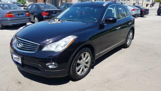 Used 2012 Infiniti EX35 AWD- LIKE NEW for sale in Hamilton, ON