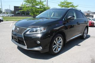 Used 2015 Lexus RX 350 Sportdesign for sale in North York, ON