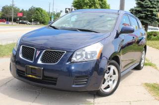 Used 2010 Pontiac Vibe 1.8L CRUISE/AC/STABILITY CONTROL for sale in Oakville, ON