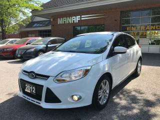 Used 2012 Ford Focus SE for sale in Concord, ON