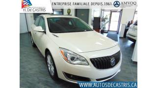 Used 2014 Buick Regal PREMIUM TURBO for sale in Châteauguay, QC