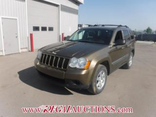 Used 2009 Jeep GRAND CHEROKEE LAREDO 4D UTILITY 4WD 3.7L for sale in Calgary, AB