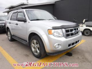 Used 2011 Ford ESCAPE  4D UTILITY 4WD for sale in Calgary, AB