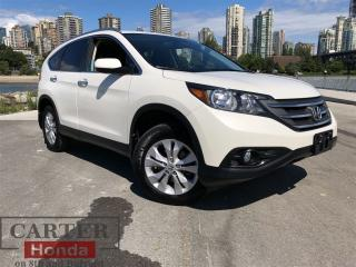 Used 2014 Honda CR-V Touring + Summer Sale! MUST GO! for sale in Vancouver, BC
