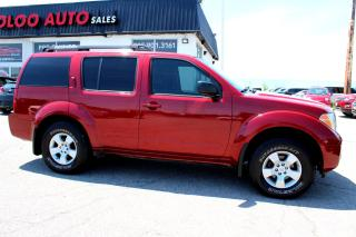 Used 2006 Nissan Pathfinder LE 4WD ALLOYS for sale in Milton, ON